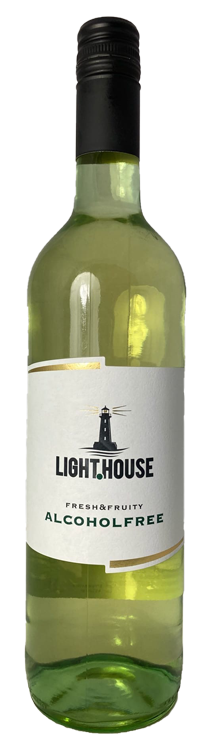 Безалкогольное вино Light House White / Лайт Хаус Вайт