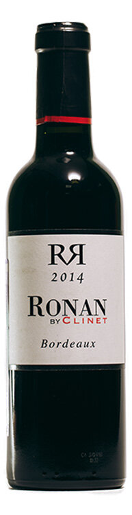 Вино Ronan by Clinet, Bordeaux AOC / Ронан бай Клине