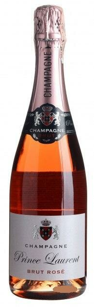 Prince Laurent brut rose